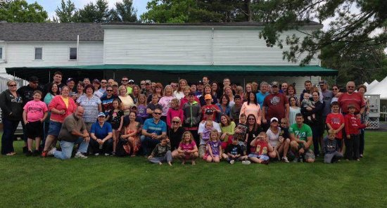 Gavin's Irish Country Inn: 2016 Family Reunion