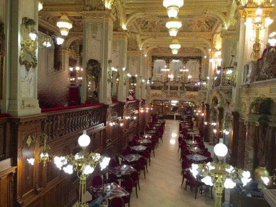 New York Cafe Budapest Reviews