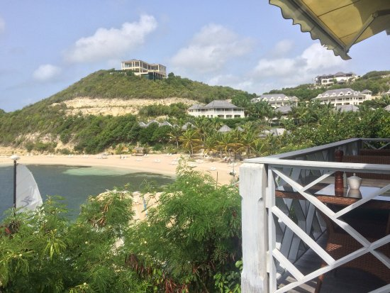 Freetown, Antigua: Views from our amazing 1 bedroom suite #802. Heaven!