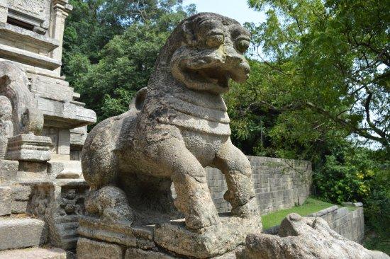 the landmark of Yapahuwa