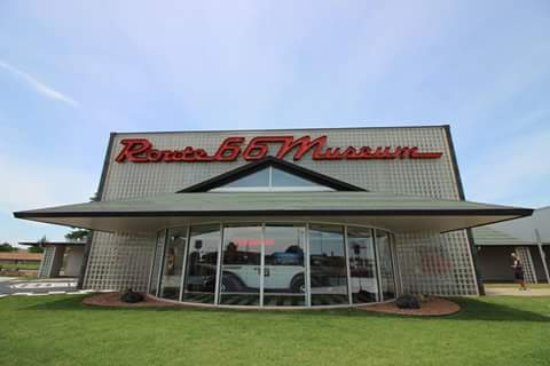 Oklahoma Route 66 Museum: Awesome museum!!!!