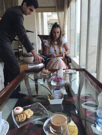 C'est Chine: More masala tea please!