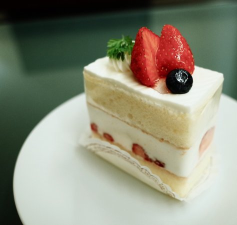 Pastry Snaffle's, Takaoka: Strawberry lover