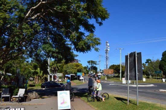 Eagle Heights, Australia: along the walk