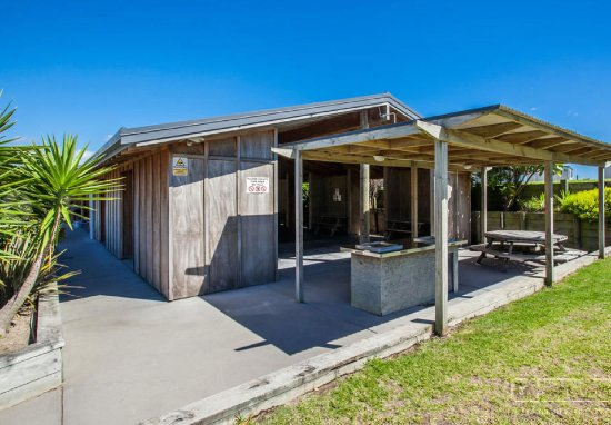 Thornton Beach Holiday Park: Ablution Block