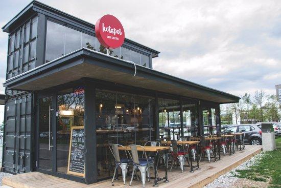 Hotspot Cafe & Bistro