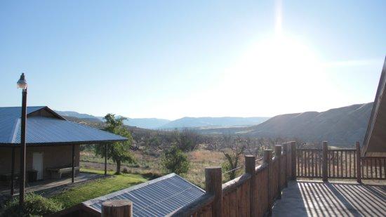 Okanogan, WA: View