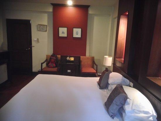 Chiang Mai Gate Hotel: 清邁門飯店房間