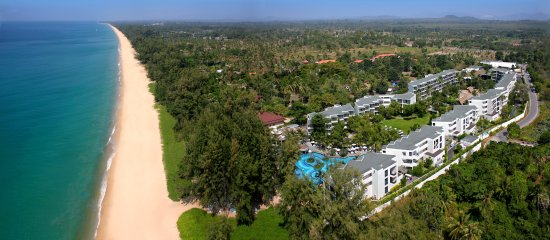 ‪‪Holiday Inn Phuket Mai Khao Beach Resort‬: Bird's eye view‬
