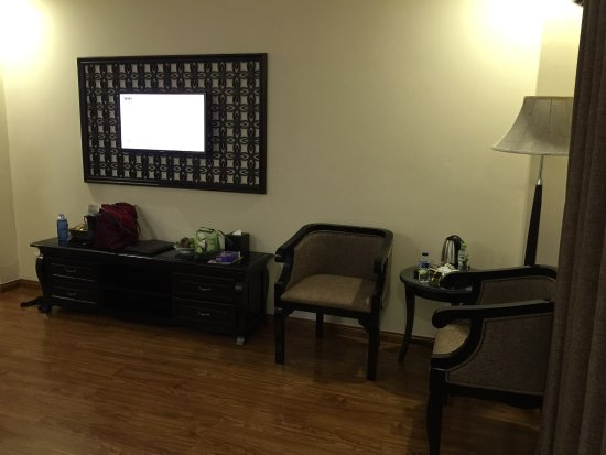 Comfortable stay and great service provided