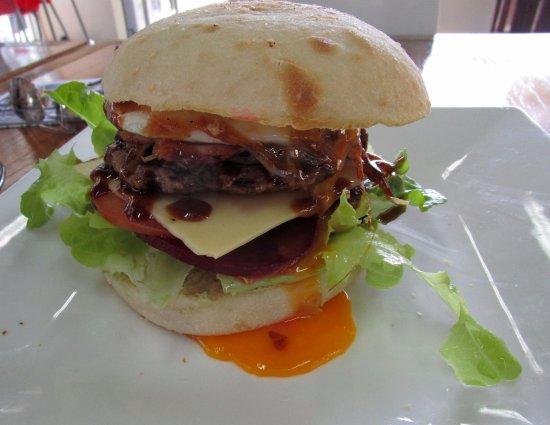 Cudmirrah, Australie : This was a Great burger...