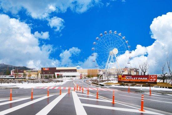 Mitsui Outlet Park, Hokuriku Oyabe