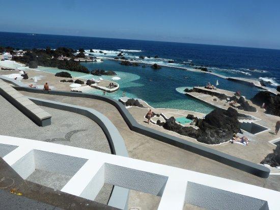 Porto Moniz Natural Swimming Pools: Piscines naturelles