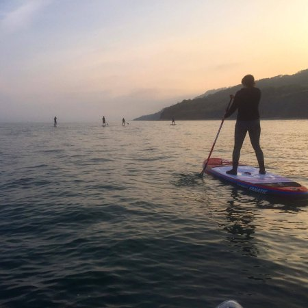 Whiskey Jack - SUP Board Tours & The Top 10 Things to Do Near Lulworth Cove and Durdle Door