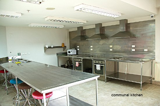 Communal Kitchen Picture Of Ibis Styles Invercargill Invercargill Tripadvisor
