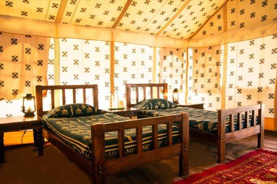 Jaisalmer Desert Camp
