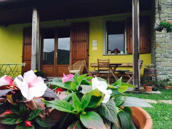 Caprigliola, Italia: MonteBianco