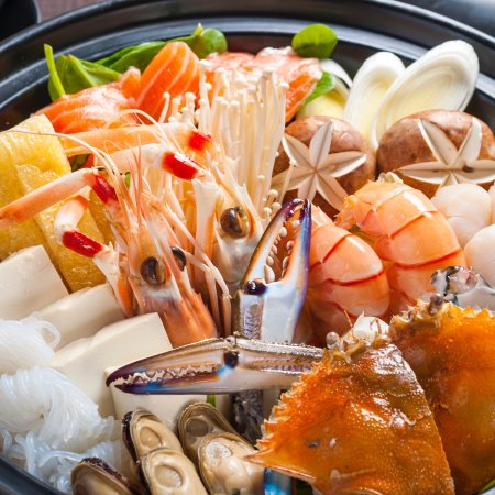 Stonnington, Australia: 海鮮ちゃんこ鍋 ~ Wagyu Ya seafood Chanko-Nabe (hot pot)😱😱😱 warming you up in this winter season