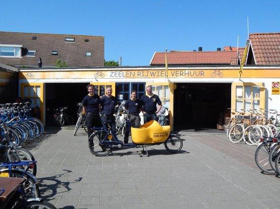 Zeelen Fietsverhuur Vlieland