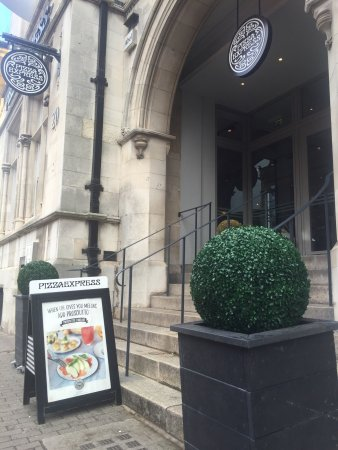 Pizza Express Hereford Updated 2020 Restaurant Reviews