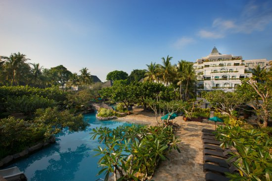 Ngaglik, Indonesia: Hyatt Regency Yogyakarta Pool View