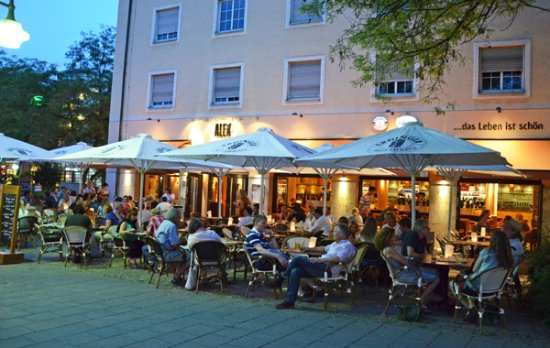 Photo of Bar Alex at Rotkreuzplatz 8, Munich 80634, Germany