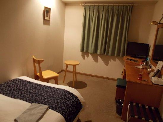 Hotel Seasons Nichinan : 必要十分