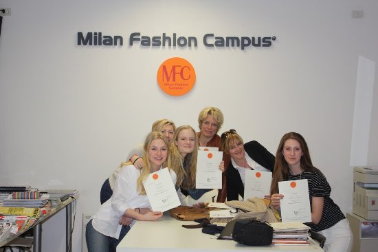 """Milan Fashion Campus - Fashion Style Academy """