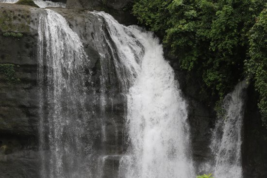 Mawlynnong Waterfall Picture