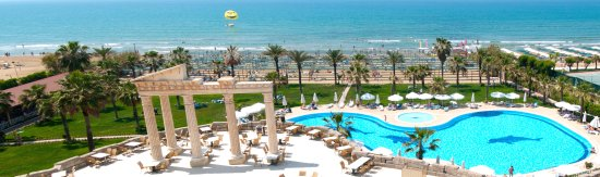 Cesars Side by Blue Sea: Cesars Side Pool Panoramic