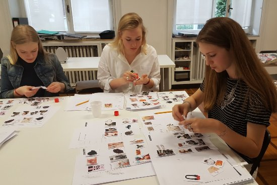 milan fashion campus one day fashion styling classes now