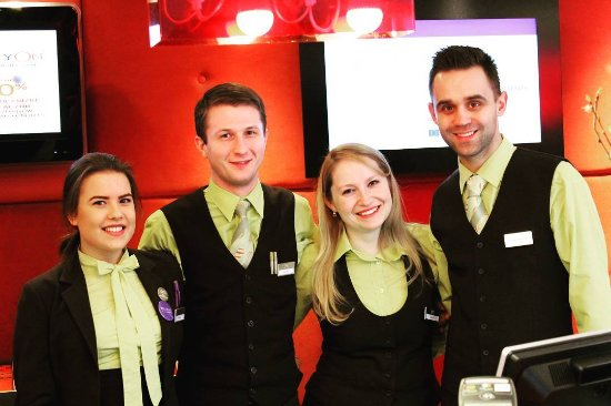 Mercure Warsaw Grand: Team