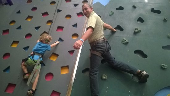 Heidelberg, Avustralya: The climbing is great for you and older adventurers
