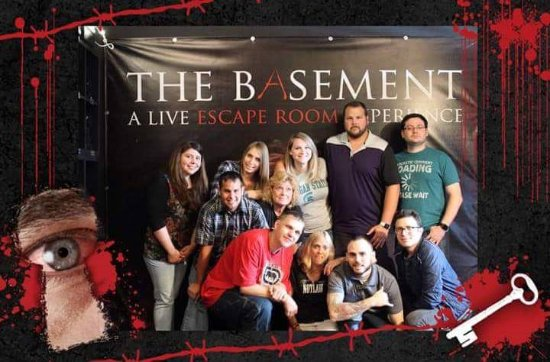 The Basement A Live Escape Room Experience Bild Von The Basement A Live Escape Room