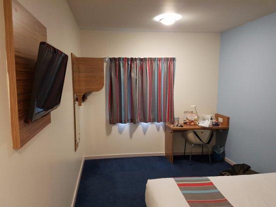 View from door (Room 222)