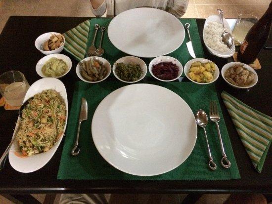 My Village Hotel: dinner