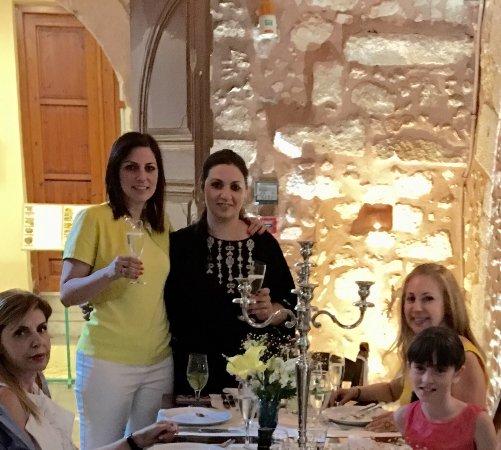 Veneto Suites: Celebrating Vania's 40 years of age..