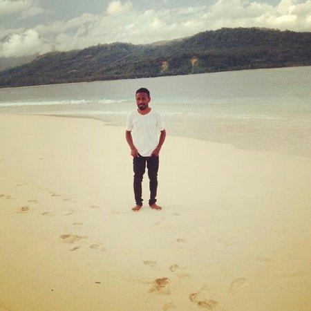 Pulau Pisang Krui Pesisir Barat Lampung