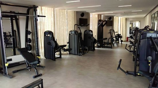 salle de sport photo de radisson blu hotel marrakech carre eden marrakech tripadvisor. Black Bedroom Furniture Sets. Home Design Ideas