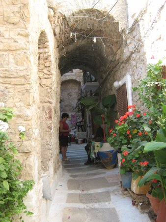 tarih kokan sokaklar Picture of Chios Castle Chios Town TripAdvisor