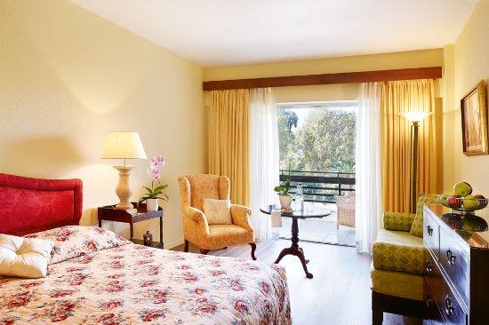 Daphnila Bay Thalasso: Double Room Garden View, Master Bedroom