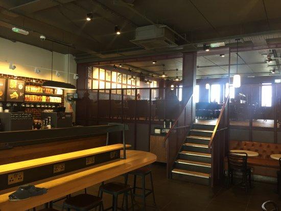 Starbucks interior - Picture of Starbucks, Blackrock - TripAdvisor