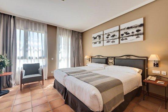 Barceló Jerez Montecastillo & Convention Center: Habitación Doble