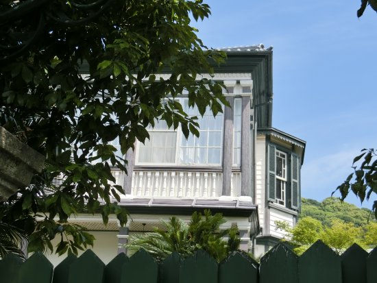 Former Catherine Andersen Residence