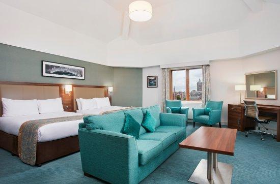 Jurys Inn Dublin Christchurch: Executive Family Bedroom 2