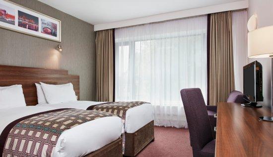 Jurys Inn Dublin Christchurch: Twin Bedroom