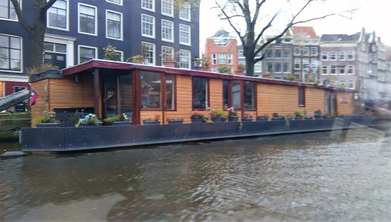 maison flottante photo de amsterdam bateau amsterdam tripadvisor. Black Bedroom Furniture Sets. Home Design Ideas