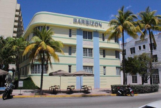 Art Deco Historic District Barbizon Miami South Beach