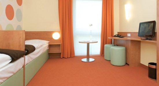 Geisenhausen, Allemagne : Barrierefreies Zimmer