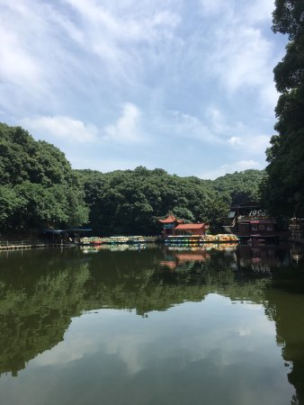 Yueyang, Kina: 金鄂山公園